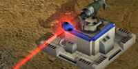 Laser Defense Turret