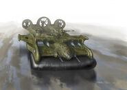 RAA Hovercraft