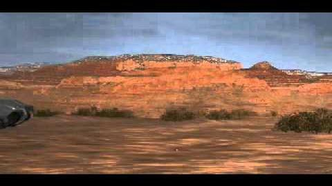 C&C Tiberian Dawn - Guys Running Away From Tanks In The Desert