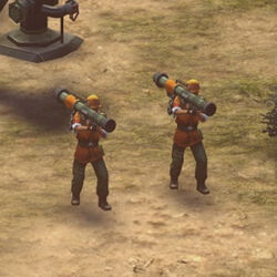 Gen 2 APA tank hunter