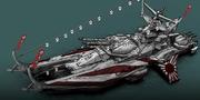 RA3 Shogun Concept Art