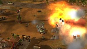 Gen GLA M01 Bomb Raid