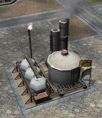 Generals Refinery