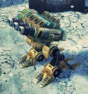 CNC4 Juggernaut In-game