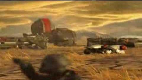 Tiberian Sun Firestorm Stealth Cutscene