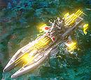Shogun Battleship