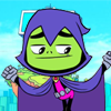 Bonus - Beast Boy as Raven (Teen Titans).png