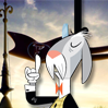 Flagline - Mr. Herriman (Foster's Home for Imaginary Friends).png
