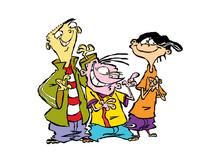 Ed, Edd(Double Dee) & Eddy