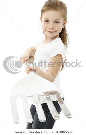 File:Stock-photo-adorable-six-year-old-caucasian-girl-holding-giant-fork-over-white-with-clipping-path-74805220.jpg