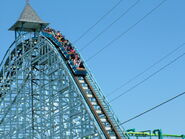 Blue Streak First Drop