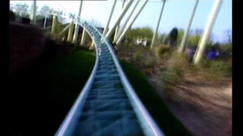 Colossus Thorpe Park OnRide - HQ