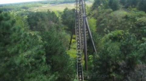 Dragon Mountain (MarineLand) - OnRide - (480p)