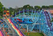 Kingdom and slide