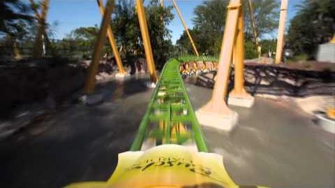 Cheetah Hunt (Busch Gardens Tampa Bay) - OnRide - (720p)