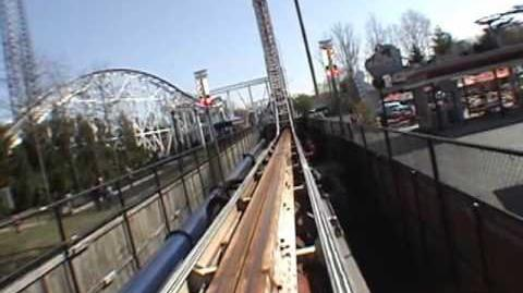 HyperSonic XLC (Kings Dominion) - OnRide (360p)