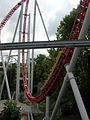 Storm Runner First Drop