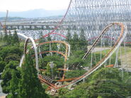Looping Star (Nagashima Spa Land) all