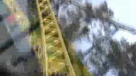 Mick Doohan's Motocoaster (Dreamworld) - OnRide - (480p)