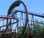 Iron Wolf (Six Flags Great America)