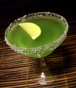 Green-margarita