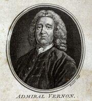 RN Adm Edward Vernon