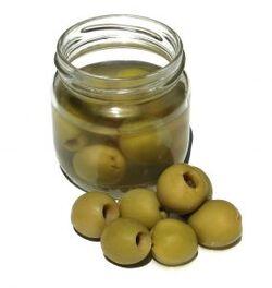 Olive juice