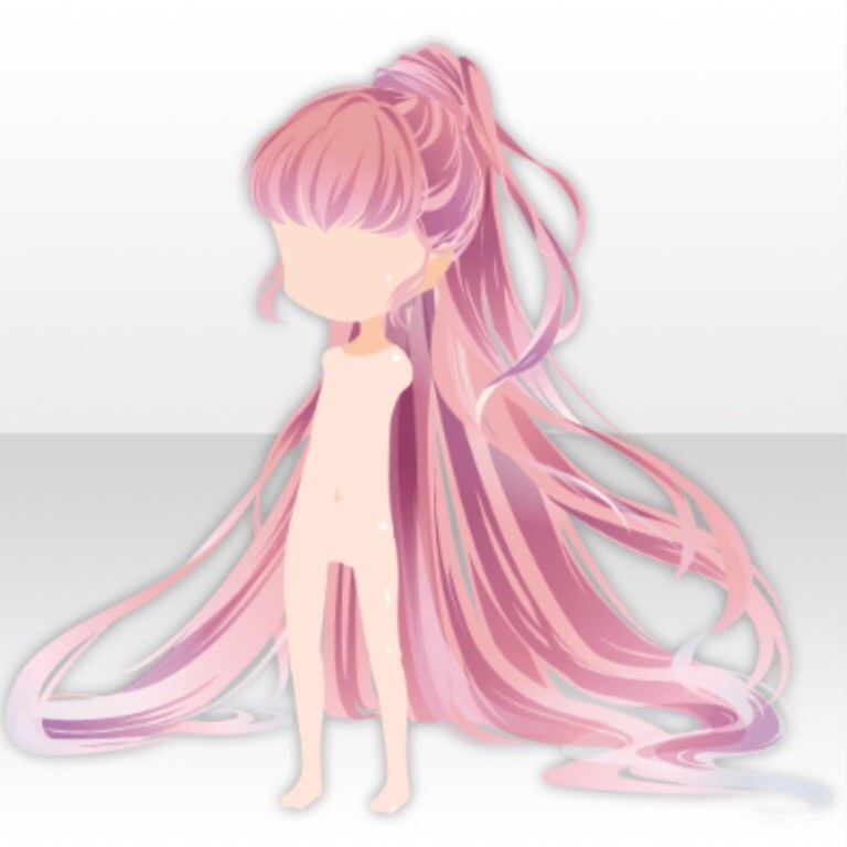 Image Hairstyles Wisteria Princess Shiny Long Hair Ver