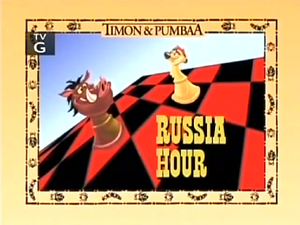 Russia Hour