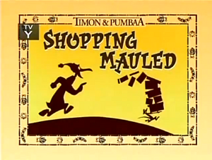 Shopping Mauled
