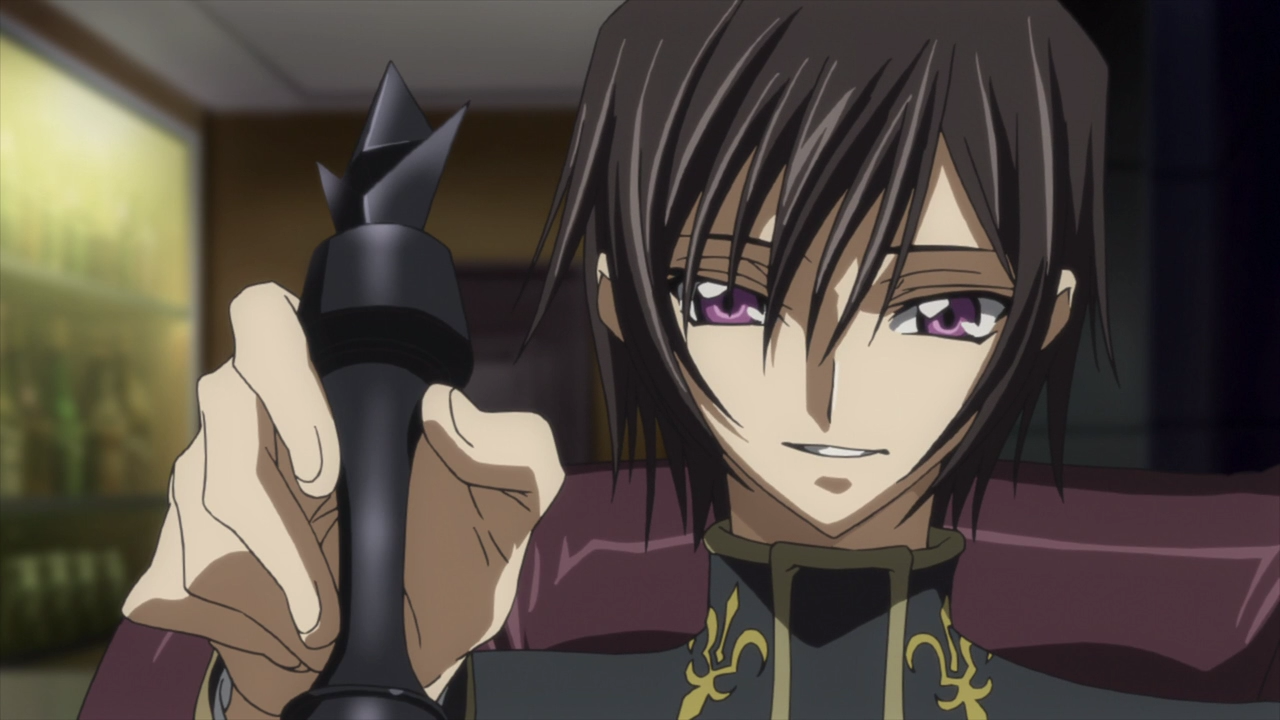 Image Lelouch Playing Chess Png Code Geass Wiki