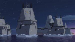 Britannian Navy