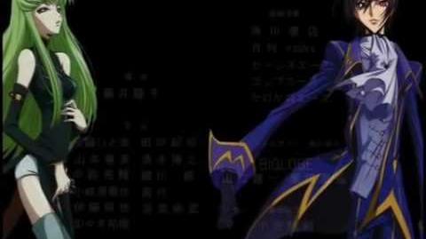 Code Geass B-Daman of Battle Special Ending