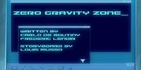 Zero Gravity Zone