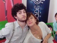 Quentin and Melanie