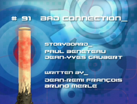 91 bad connection