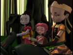 Tip-Top Shape Ulrich Yumi and Aelita image 1