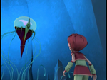 Vertigo The Scyphozoa confronts Aelita image 2
