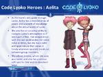 Aelita personality