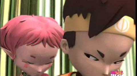 Lyoko Powers - Aelita's Creativity