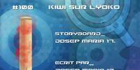 Kiwi on Lyoko