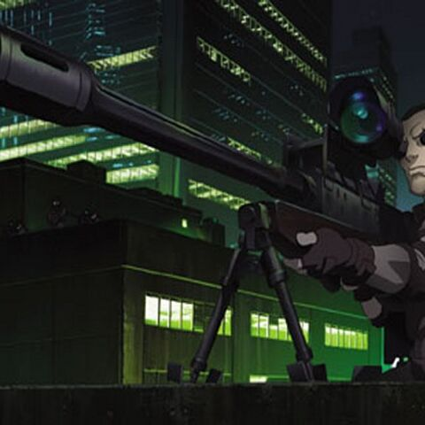 The sniper.