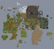 RuneScape Worldmap