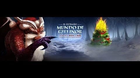RuneScape evento de Navidad 2013-2014 español.