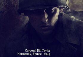 BeFunky Bill Taylor CoD2 WWII
