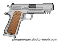 Springfield 1911A2 NSIC