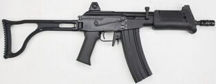 Red dawn weapons Galil MAR