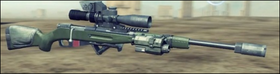 Red dawn weapons TSR