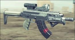 Red dawn weapons AK mini