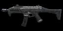 128px-Skorpion EVO Pick-Up Icon BOII
